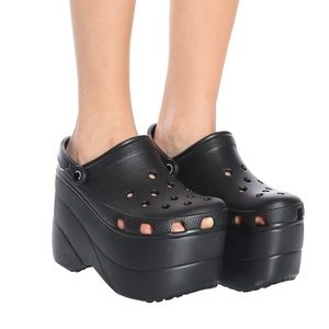 Cape Robbin Shoes | Platform Crocs
